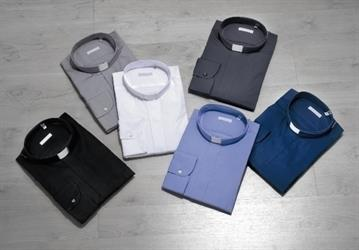 Priesterkleidung - Collarhemd