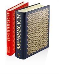 Liturgische Bücher in verschiedenen Ausgaben