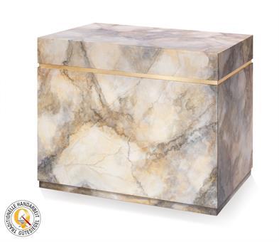 Altar massiv Holz, marmoriert