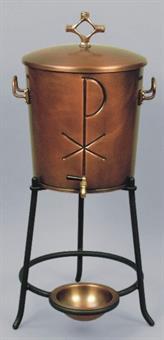 """Weihwasserbehälter """"PX"""", Kupfer, 50 Liter"""