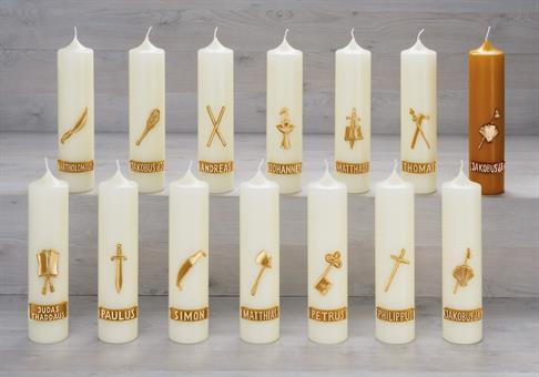 Apostelkerzen