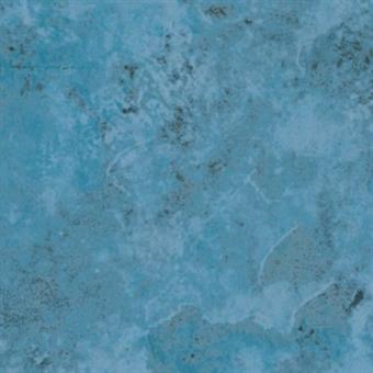 Verzierwachsplatte, blaugrau auf silber, marmoriert, 10er Pack