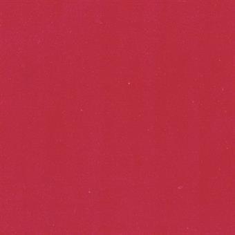 Verzierwachsplatte, rot, satiniert