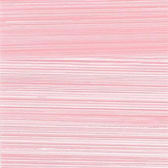Verzierwachsplatte, rosa-weiß