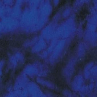 Verzierwachsplatte, blau marmoriert, 10er Pack