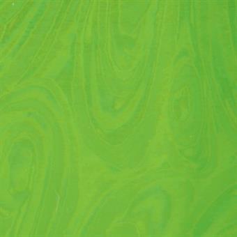 Verzierwachsplatte, grün-multicolor glänzend, 10er Pack