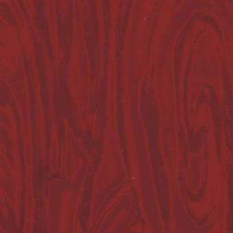 Verzierwachsplatte, rot-multicolor glänzend, 10er Pack