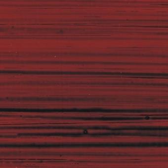 Verzierwachsplatte, gold, rot bemalt, 10er Pack