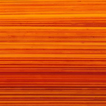 10 Stück Verzierwachsplatten im Set, orange-rot