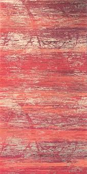 10 Stück Verzierwachsplatten im Set, rosa strukturiert