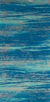 10 Stück Verzierwachsplatten im Set, blau strukturiert