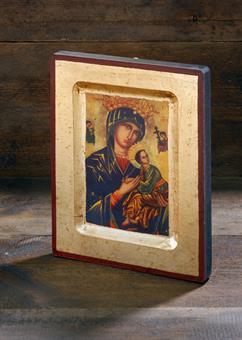 """Ikone """"Mutter Gottes """" Immerwährende Hilfe"""""""