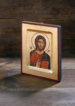 """Ikone """"Christus der Erlöser """""""