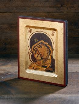 """Ikone """"Mutter Gottes von Vladimir"""""""