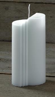 Treppenkerze, Format 180/80 mm