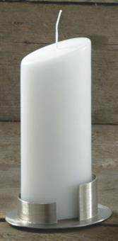 Ovalkerze, Format 160/65 mm