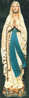 Lourdes-Madonna, 135 cm