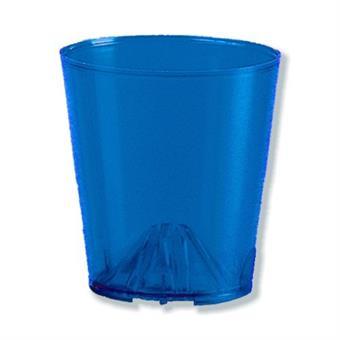 Windschutzbecher, blau