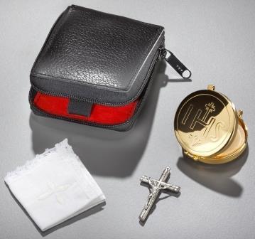 Versehtasche aus Leder
