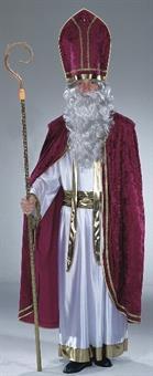 "Rauchmantel, ""St. Nikolaus"", 140 cm Länge"
