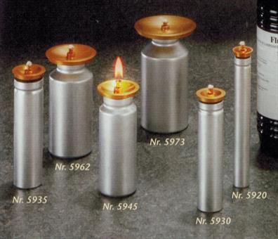 Alu-Nachfülldose, Durchmesser 45 mm