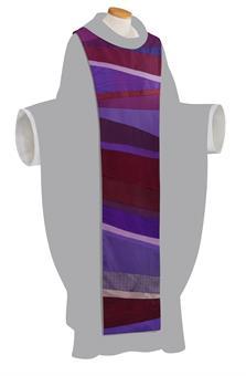 Skapulier, violett