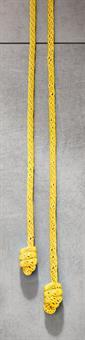 Zingulum mit Knoten, gelb