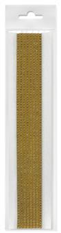 Verzierborte Nr. 11 gold, 4 mm breit