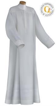 Albe aus sehr hochwertigem Wolltrevira Dessin A | 155 cm