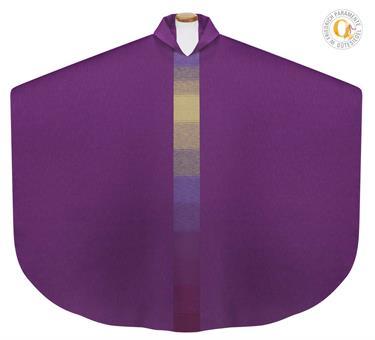 Kasel mit Innenstola violett