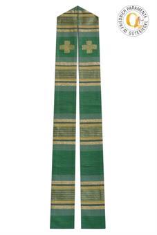 Langstola, grün, Wolltrevira
