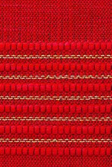 Paramentenstoff, rot