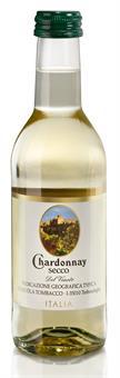 Chardonnay, weiß,  0,25 l