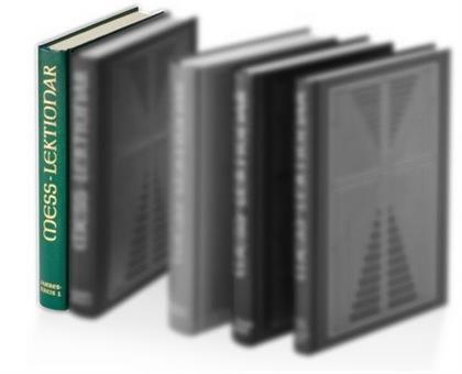 Messlektionar - Jahreskreis 1 - Kleinausgabe