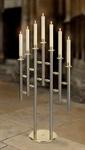 Kerzenleuchter, 7-Flammig
