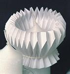 Tropfenfänger aus Papier