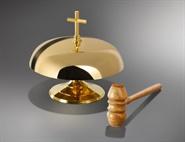 Altargong, 3-Klang, Durchmesser 32 cm, 25 cm, 18 cm