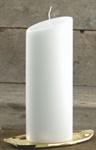 Ovalkerze, Format 240/90 mm