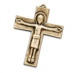 """Bronzekreuz """"Jesus"""