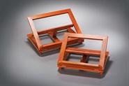 Messbuch-Pult, aus Holz