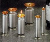 Alu-Nachfülldose, Durchmesser 35 mm