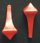 Osternagel, rot ca.5 cm,