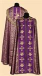 Rauchmantel , violett