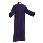 Ministrantentalar mit Arm, violett, Polyester
