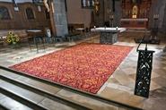Kirchenteppich Design A