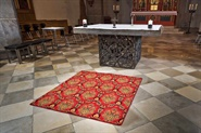 Kirchenteppich Design B,