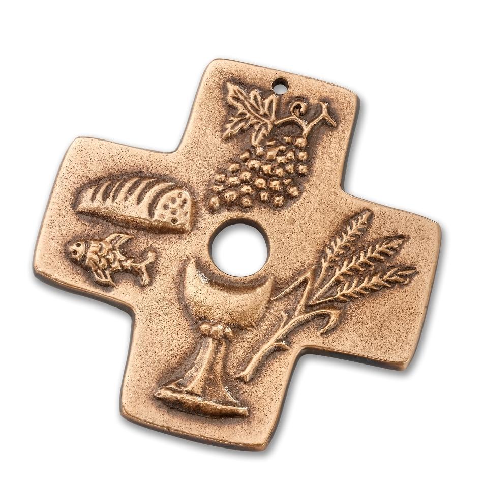 Bronzekreuz
