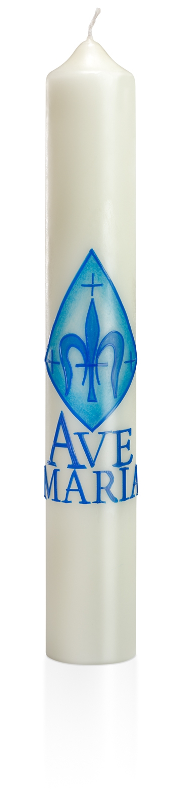 """Marienkerze, """"Ave Maria"""""""