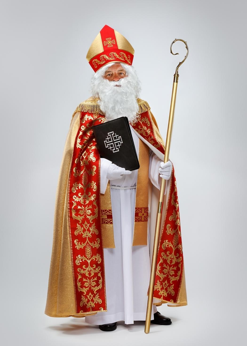 Nikolaus-Rauchmantel
