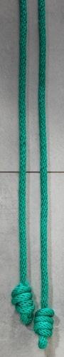 Zingulum mit Knoten, grün